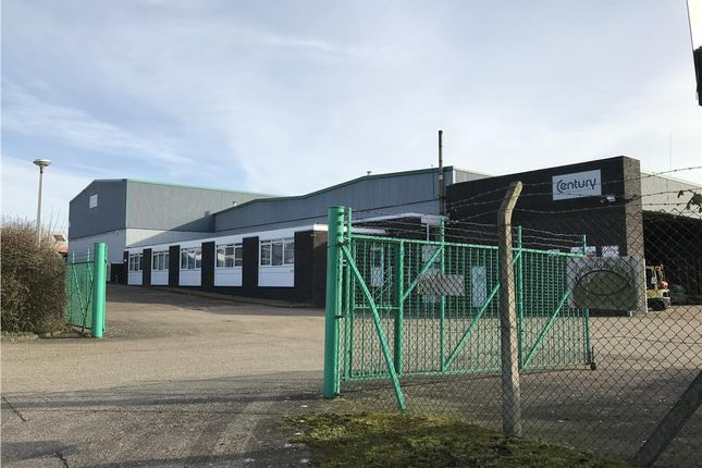 Thumbnail Light industrial for sale in Brunel Way, Thetford, Norfolk