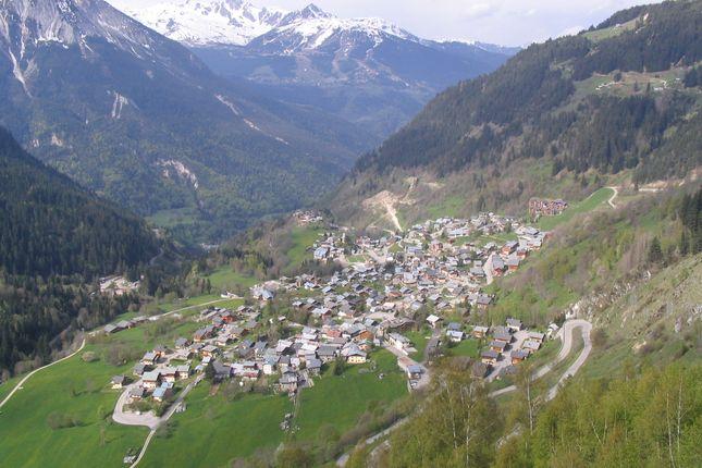 The Village of La Plagne, Rhone Alps, France