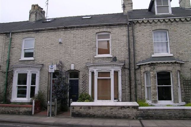 Thumbnail Terraced house to rent in 3, Thorpe Street Scarcroft Road, York