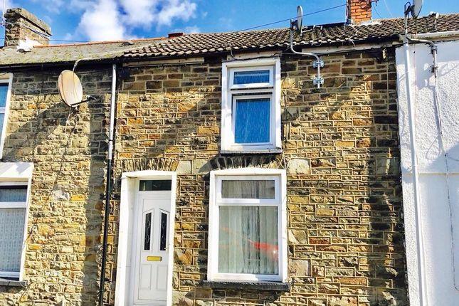 Thumbnail Property to rent in Wyndham Street, Troedyrhiw, Merthyr Tydfil