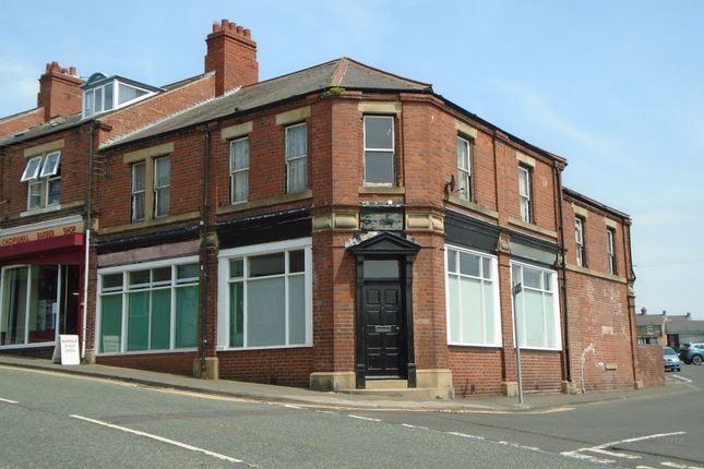 Thumbnail Land for sale in Derwent Street, Chopwell, Newcastle Upon Tyne
