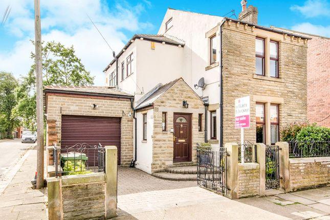 Thumbnail Detached house for sale in Belgrave Street, Ossett