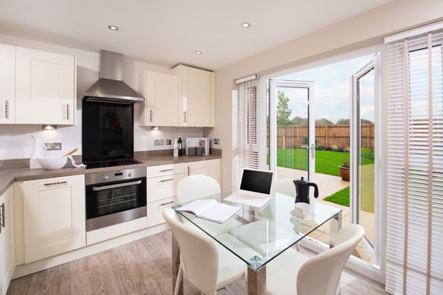 "Thumbnail End terrace house for sale in ""Roseberry"" at Ponds Court Business, Genesis Way, Consett"