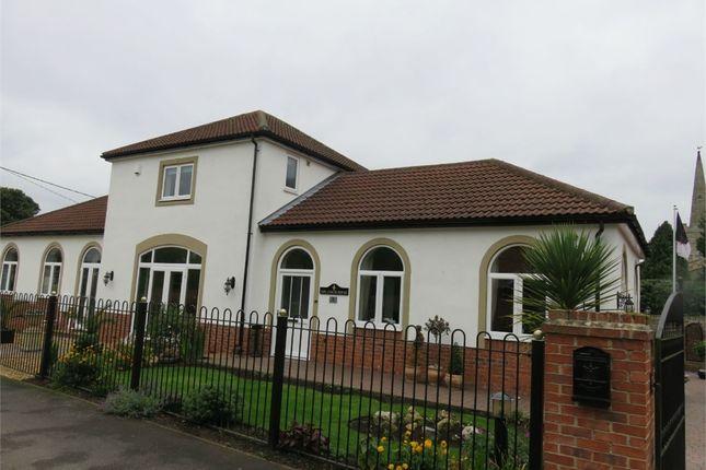 Thumbnail Detached house for sale in Chestnut Close, Weston, Newark, Nottinghamshire