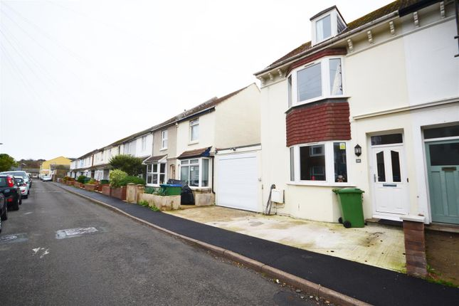 Thumbnail End terrace house for sale in Brooklyn Road, Seaford
