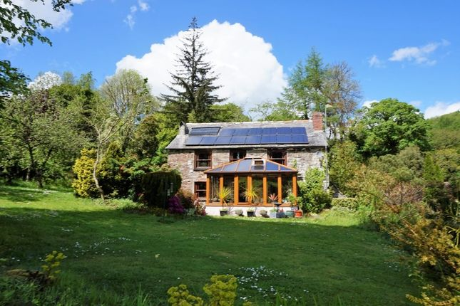 Thumbnail Detached house for sale in Glynn, Bodmin