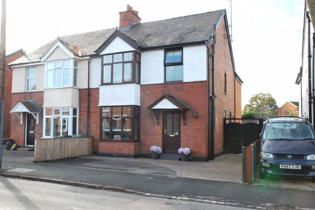 Thumbnail Semi-detached house for sale in Sisson Road, Longlevens, Gloucester