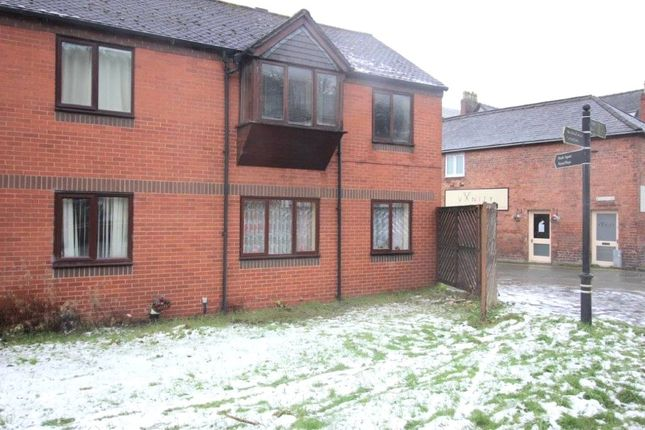 1 bed flat for sale in Puzzle Square, Welshpool, Powys SY21