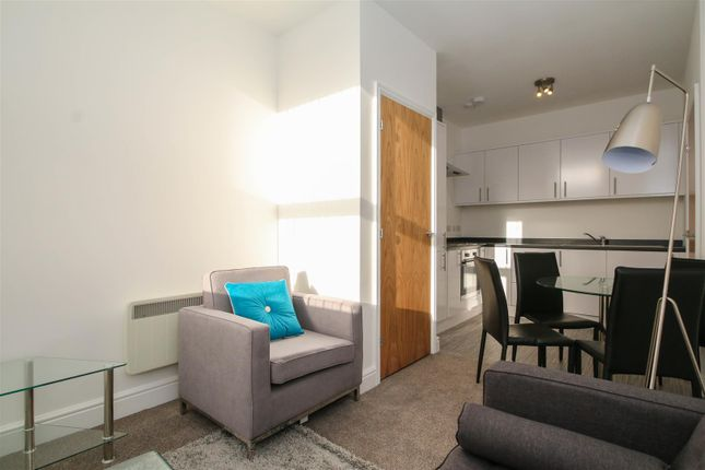 Living Area of Huntington House, Princess Street, Bolton BL1