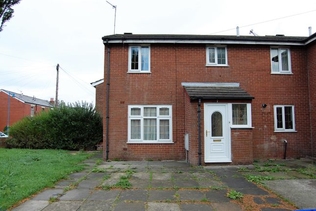 Thumbnail End terrace house to rent in Aboukir St, Rochdale