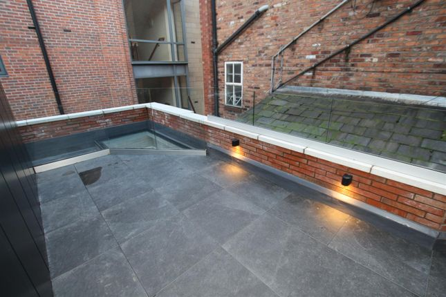 Terrace Back of Liverpool Road, Castlefield, Manchester M3