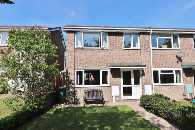 3 bedroom end terrace house for sale in Cranbourne Park, Hedge End, Southampton, Hampshire