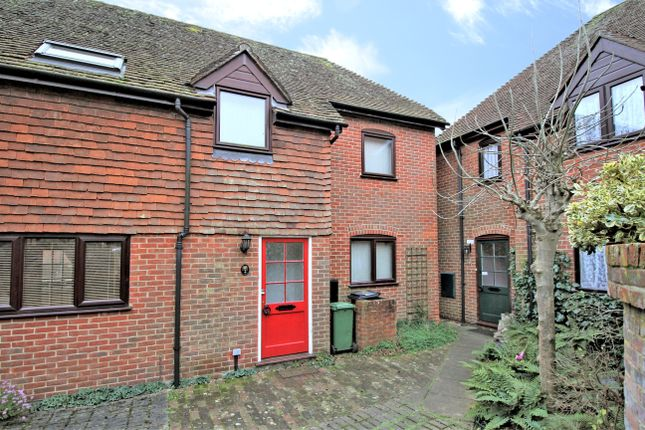 Thumbnail Terraced house to rent in Amery Hill, Alton