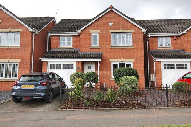 Thumbnail Detached house for sale in Longmeadow Crescent, Shard End, Birmingham