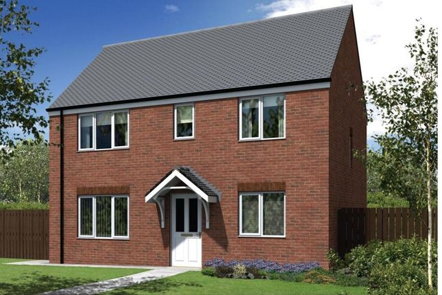 "Thumbnail Detached house for sale in ""The Cherryburn"" at Canal Way, Ellesmere"