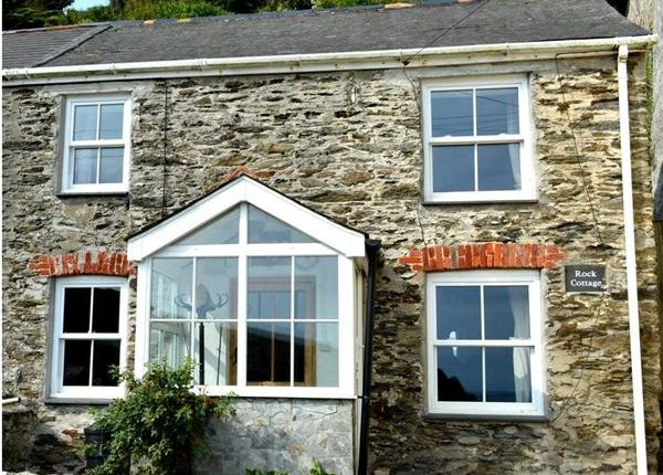 Thumbnail Semi-detached house for sale in Portloe, Truro, Cornwall