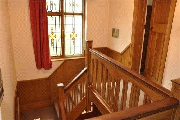 Stairs of Newcastle Road, Corbridge, Northumberland NE45