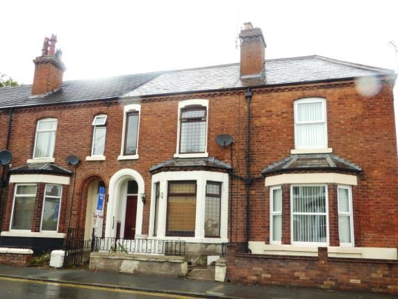 Thumbnail Terraced house for sale in Tarvin Road, Boughton, Chester