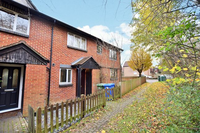 Thumbnail Terraced house to rent in Macbeth Court, Warfield, Bracknell, Berkshire