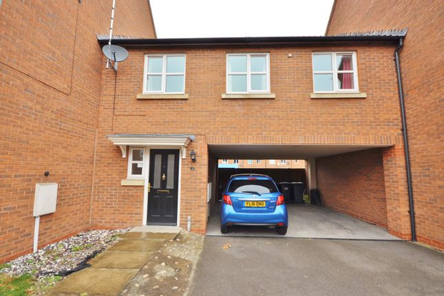 2 bed flat for sale in Wilkinson Close, Chilwell, Beeston, Nottingham NG9