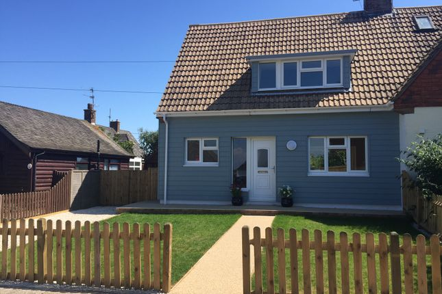 Semi-detached house for sale in Castle Drive, Pevensey Bay