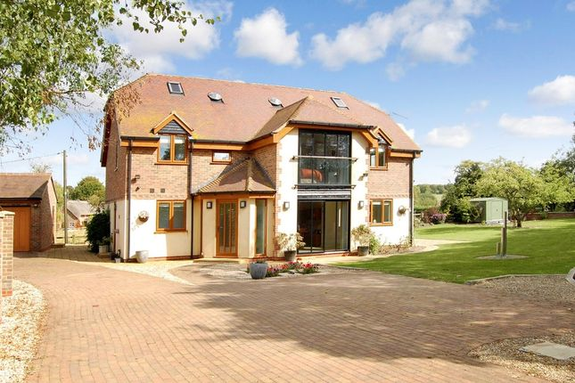 Thumbnail Detached house for sale in Upper Lambourn, Hungerford