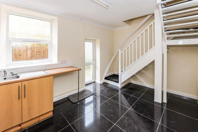 Thumbnail Terraced house to rent in Cardiff Road, Merthyr Vale, Merthyr Tydfil