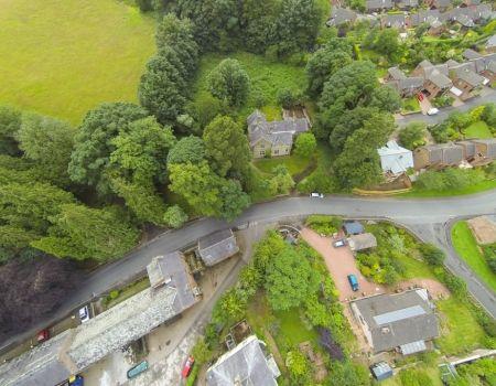 Thumbnail Land for sale in Ashmore, Crawhall, Brampton