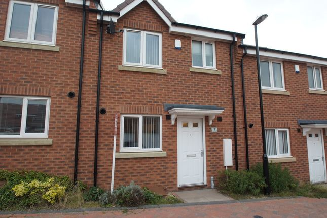 Thumbnail Terraced house to rent in Middlesex Road, Coventry