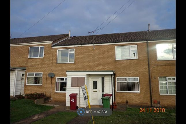 Thumbnail Flat to rent in Ancaster Court, Scunthorpe