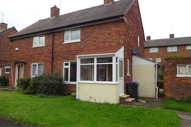 Thumbnail Semi-detached house to rent in Lupton Crescent, Sheffield