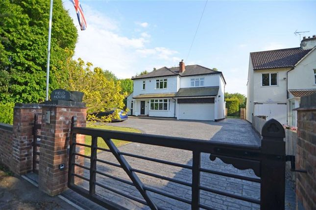 Thumbnail Detached house for sale in Dalby Avenue, Bushby, Leicester