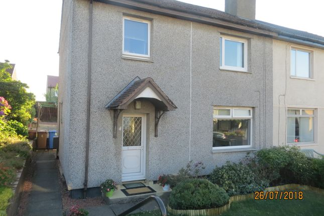 Thumbnail Semi-detached house to rent in Douglas Terrace, Bo'ness