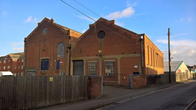 Thumbnail Commercial property for sale in Former Courtauld Boiler House, Factory Lane West, Halstead, Essex