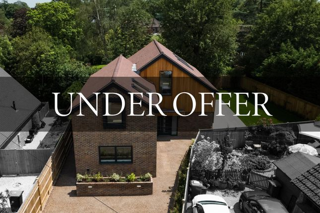 Thumbnail Detached house for sale in Jobes, Balcombe, Haywards Heath