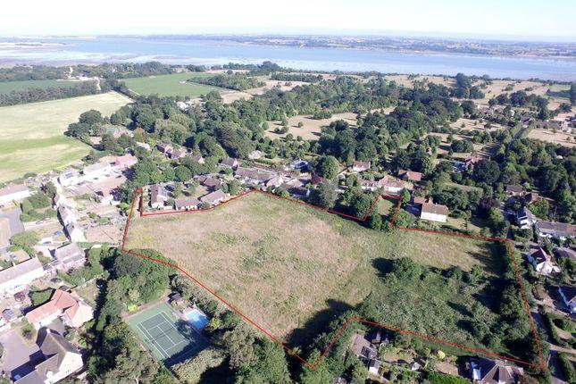 Thumbnail Land for sale in Stutton Close, Stutton, Ipswich
