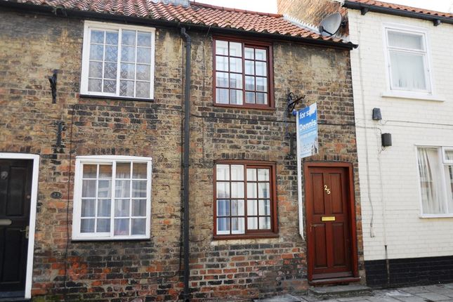 Thumbnail Terraced house to rent in Souttergate, Hedon, Hull, East Riding Of Yorkshire