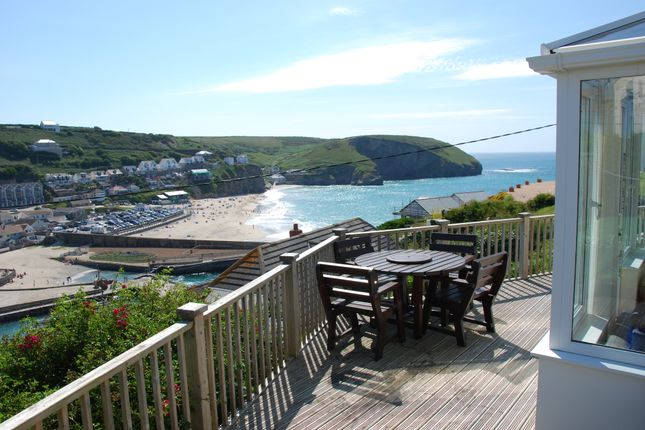 Thumbnail Detached house for sale in Winsford, Lighthouse Hill, Portreath