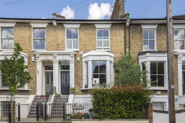 Thumbnail Terraced house for sale in Southborough Road, London