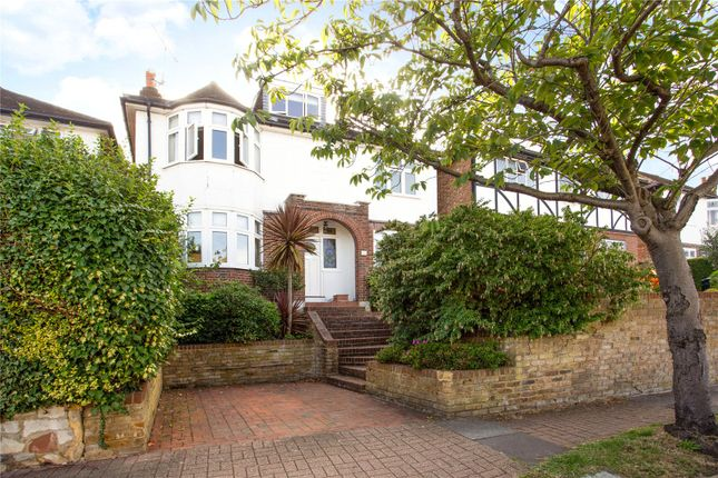 Detached house for sale in Combemartin Road, London