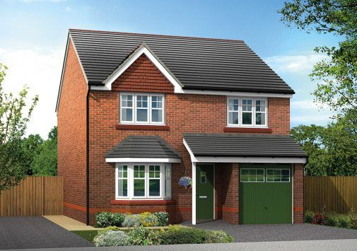 Thumbnail Detached house for sale in The Southwold, Sandy Lane, Chester, Cheshire