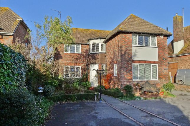 Thumbnail Detached house for sale in Littlehampton Road, Worthing, West Sussex