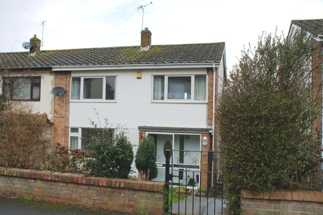 Thumbnail Semi-detached house to rent in Greenacre, Weston Super Mare