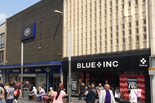 Thumbnail Retail premises to let in 38-40 Gallowtree Gate, Leicester, Leicester