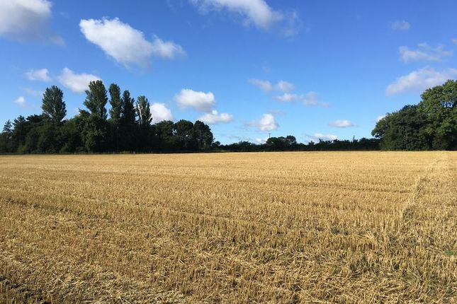 Thumbnail Land for sale in Old Vicarage Lane, Dunston, Stafford