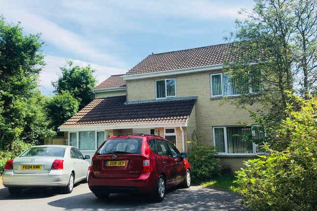 Thumbnail Detached house to rent in Eastcote Close, Plymouth