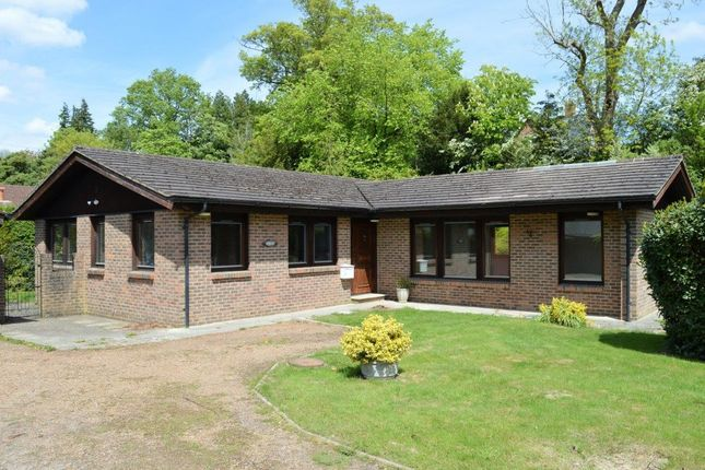 Thumbnail Detached bungalow for sale in Tapsells Lane, Wadhurst