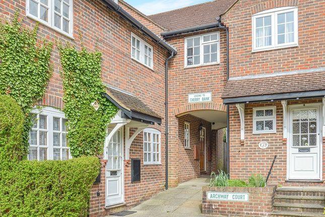Thumbnail Terraced house for sale in Chapel Street, Old Town, Hemel Hempstead