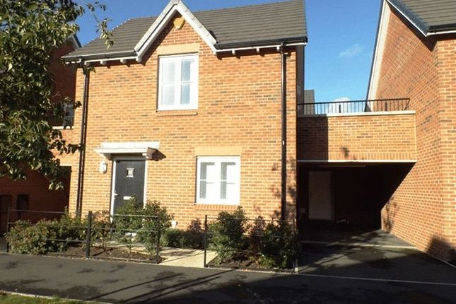 Thumbnail Link-detached house for sale in Palmerston Avenue, Tranwell Woods, Morpeth