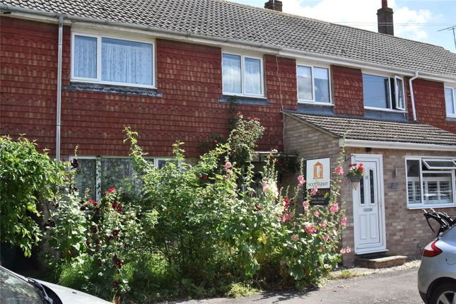Thumbnail Terraced house for sale in Manor Crescent, Stanford In The Vale, Faringdon